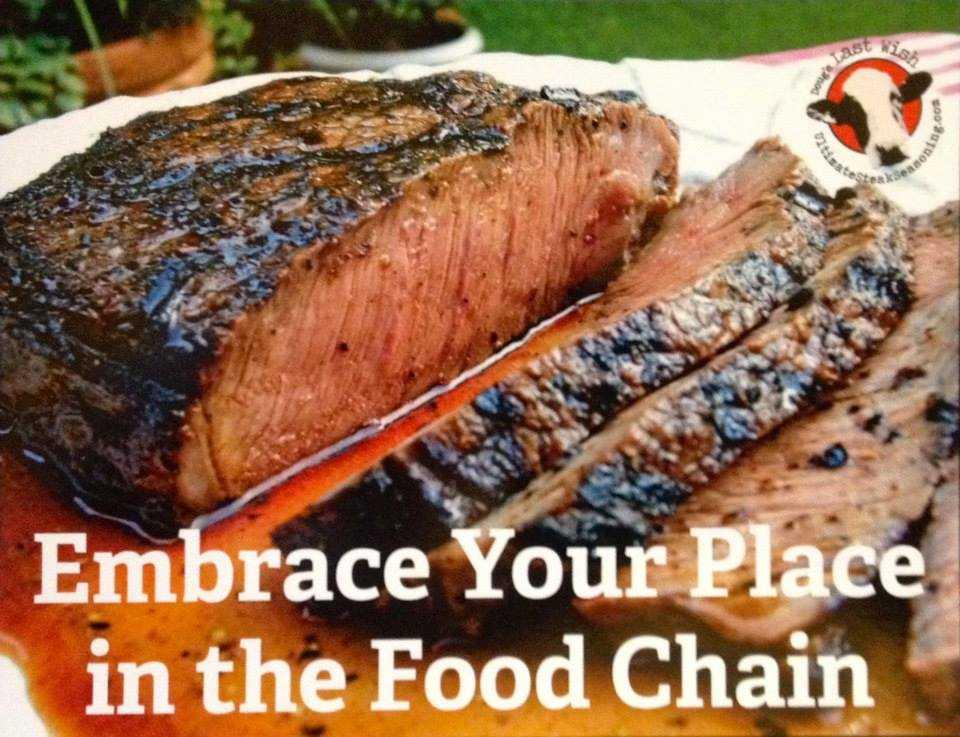 Ultimate Steak Seasoning Postcard